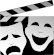 Thespians on Camera Logo